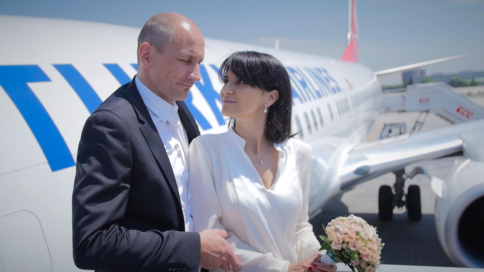 THY Bulutların Üzerinde Evlilik